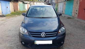 Volkswagen Golf Plus 2008